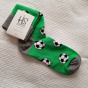 Soccer Ball Happy Socks